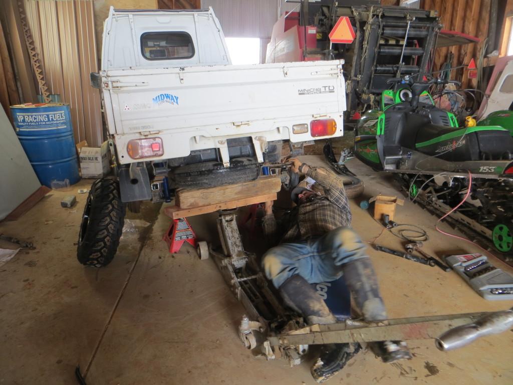 ranch mechanic