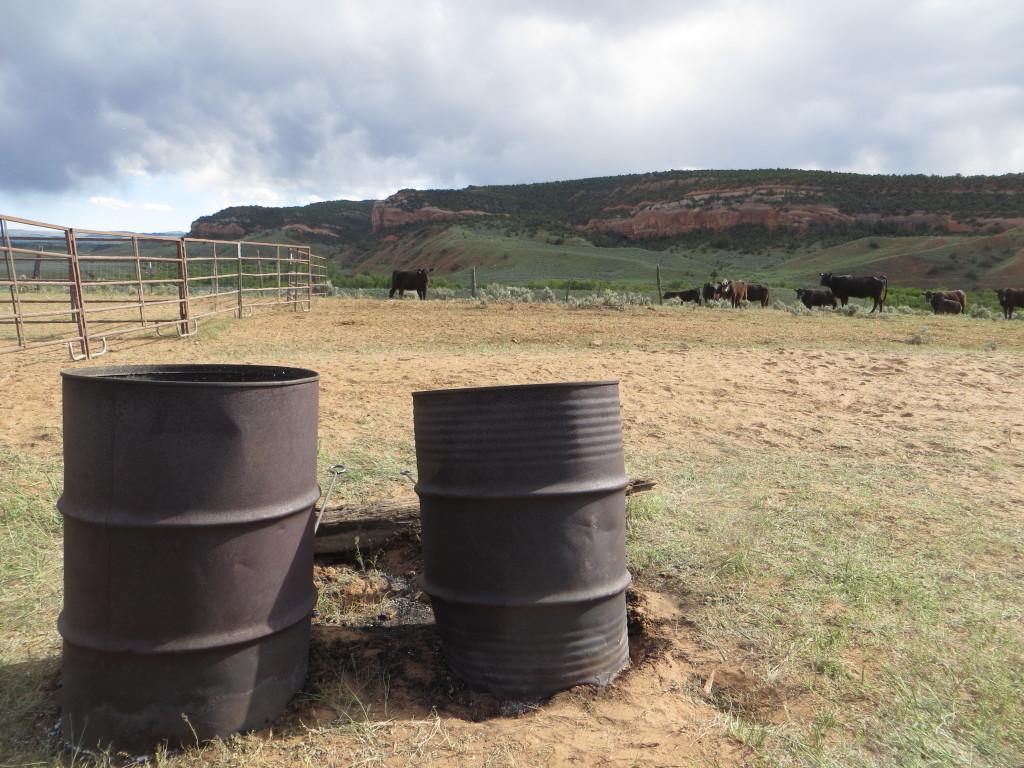 branding barrels