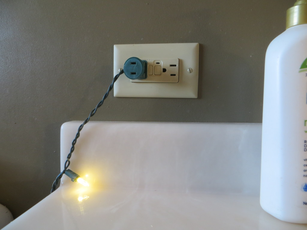 bathroom nightlight