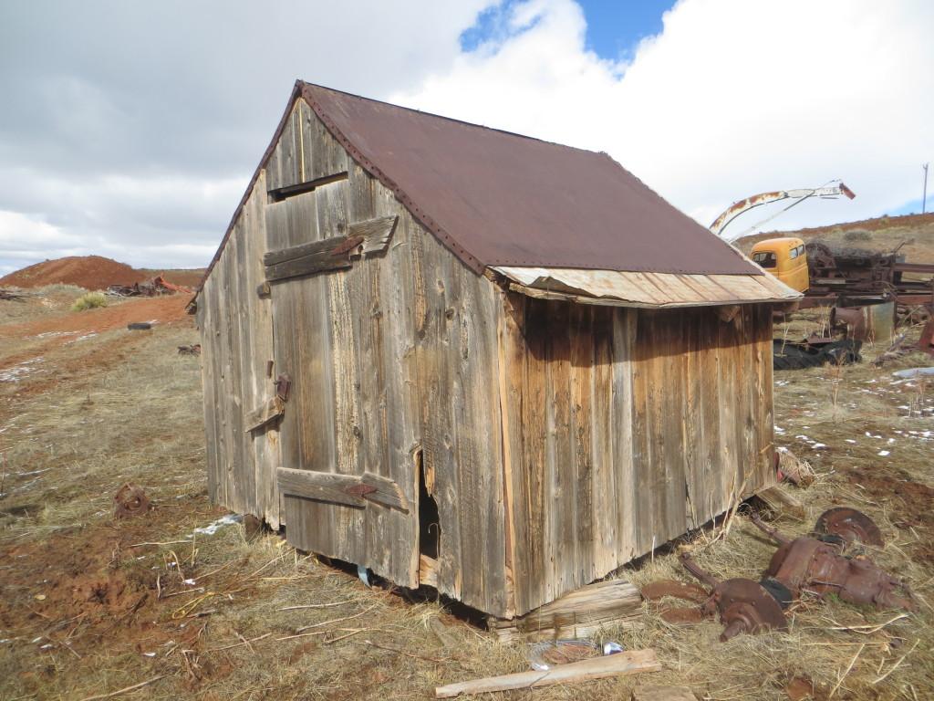 hog shed