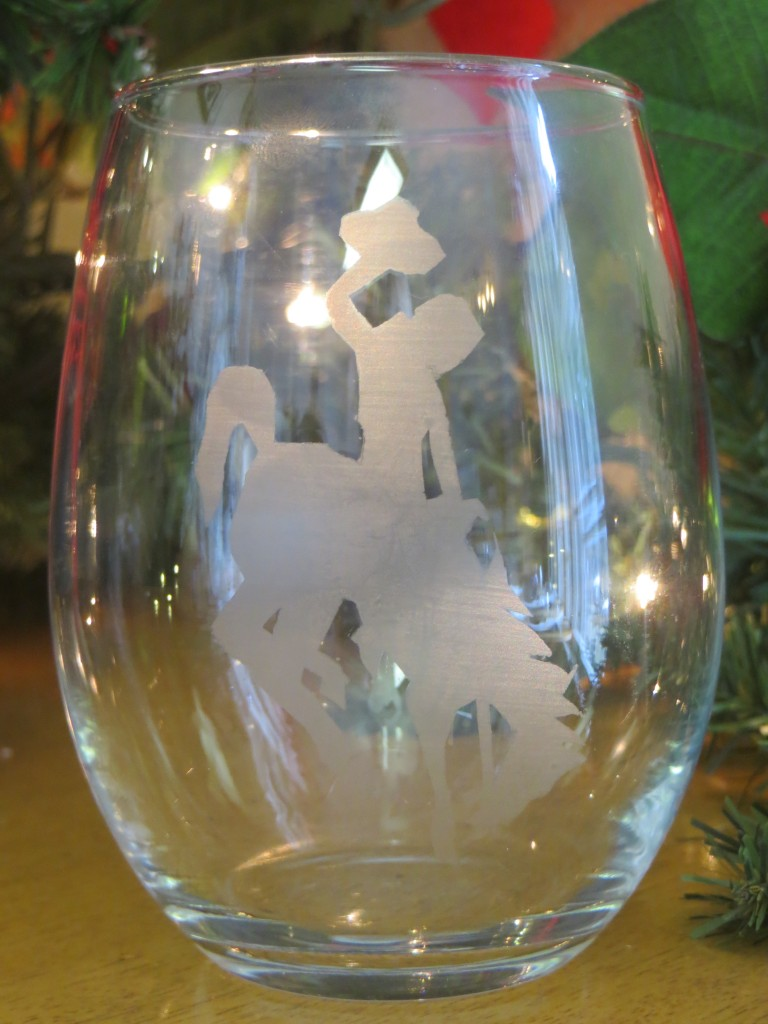 steamboat wine glass