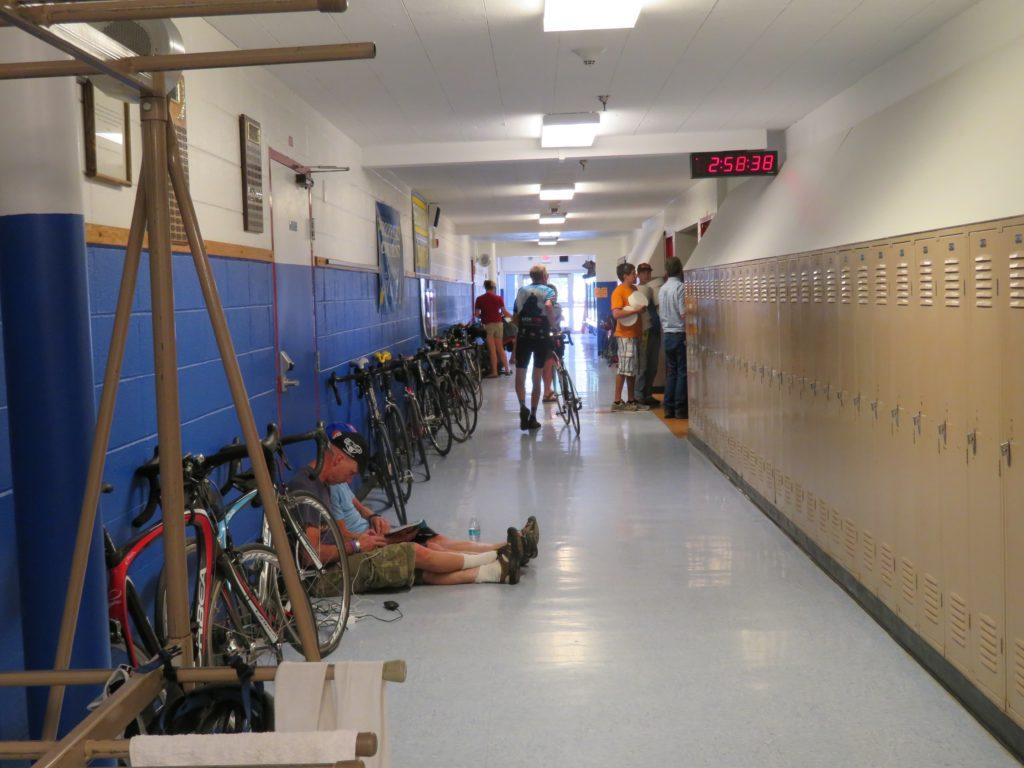 bike hall
