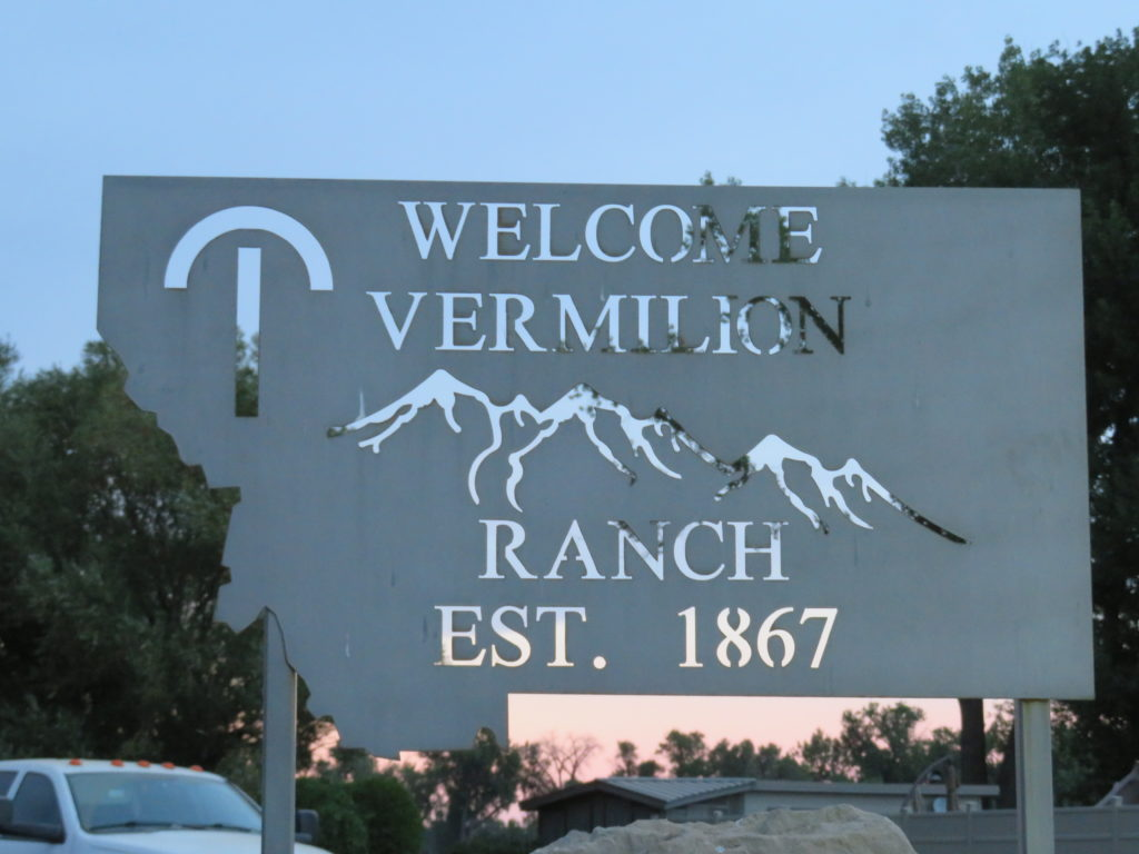 Vermilion ranch