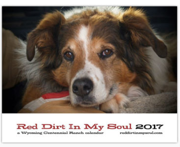 Buy Your Red Dirt Calendar Here!