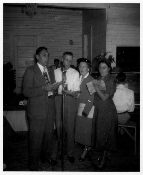antlers quartet