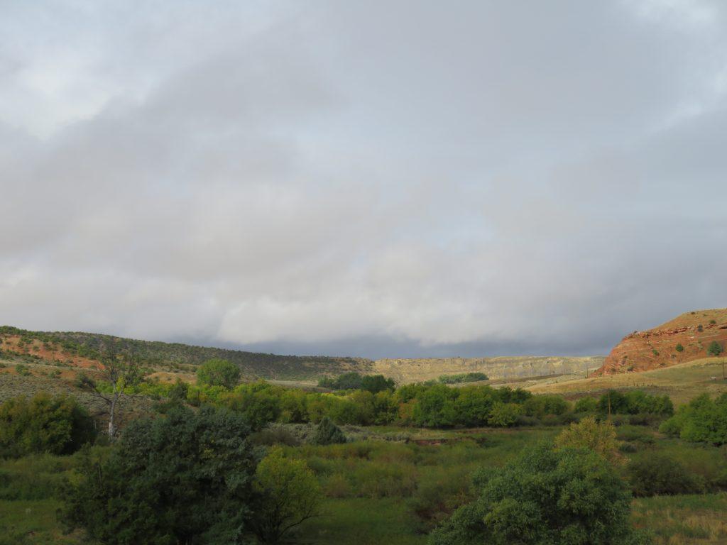 rain ridge