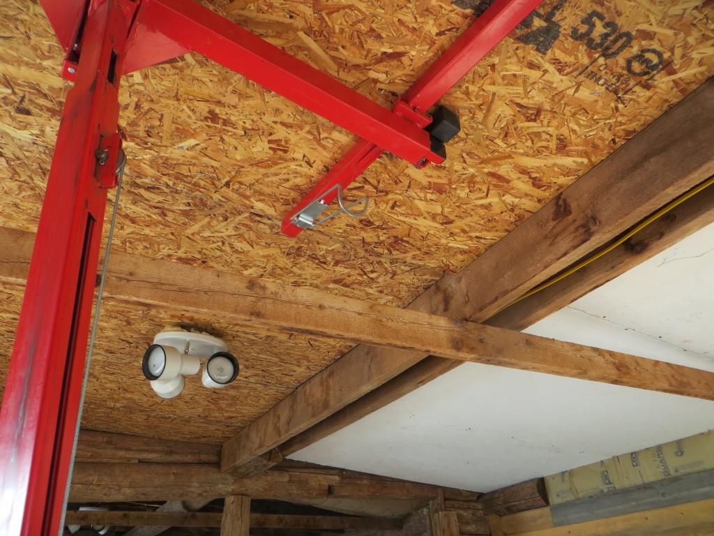 osb ceiling