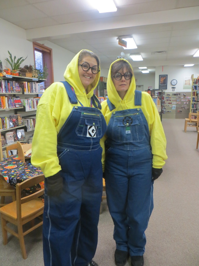 minion teachers