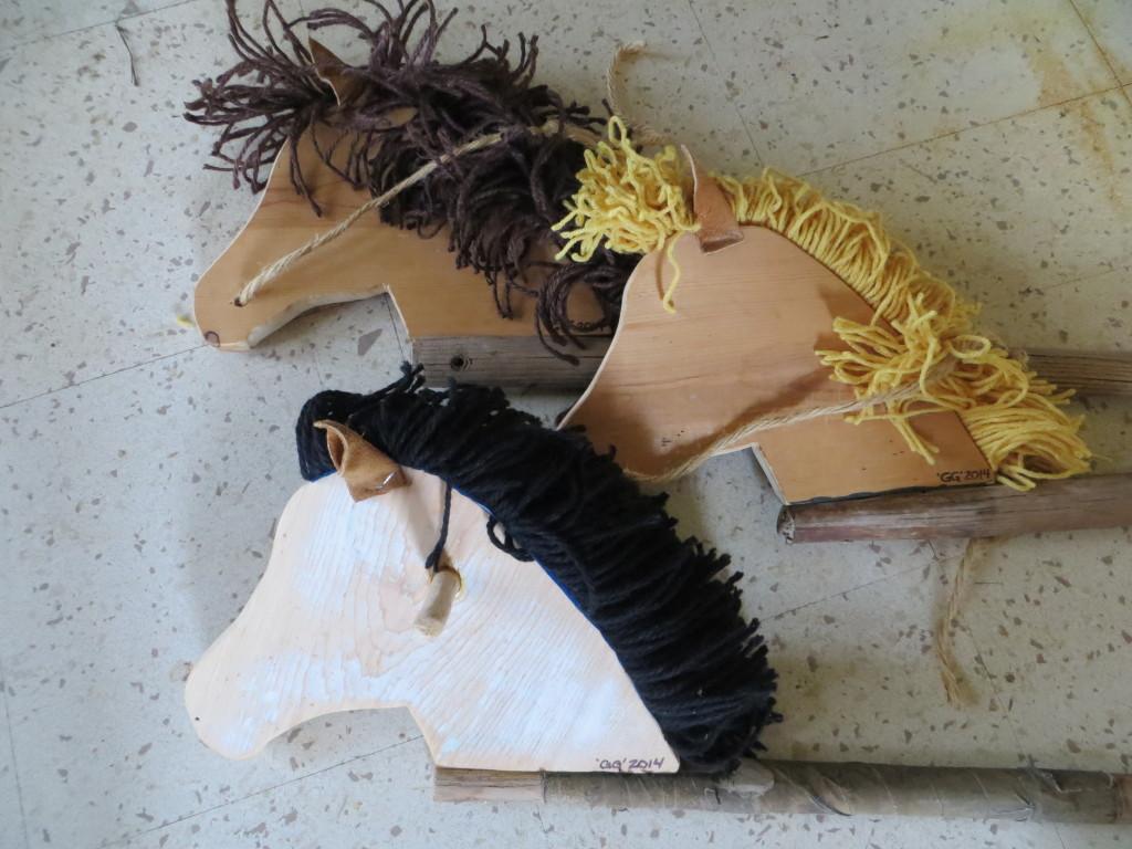 stick horses