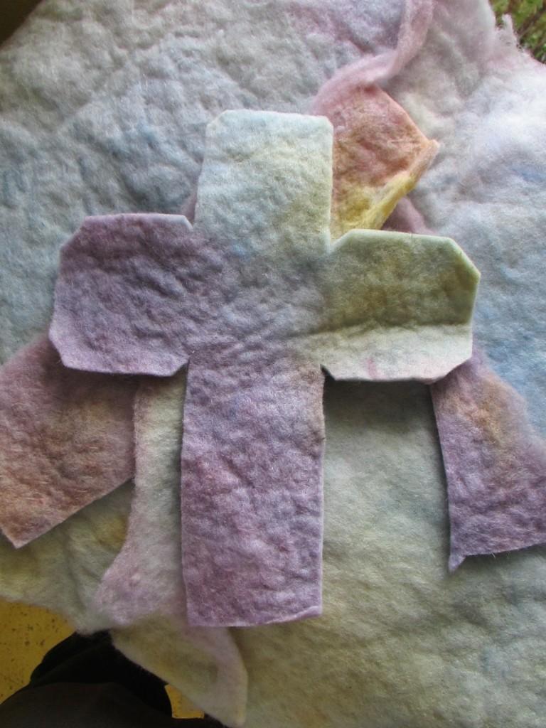 woolen blocks