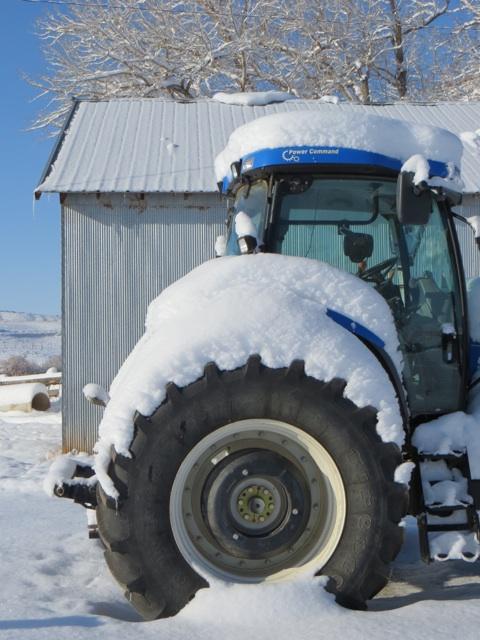 tractorsnow