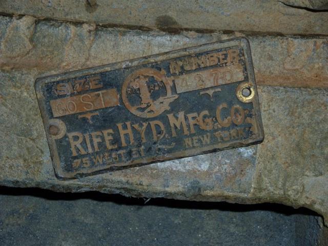 Rife Ram Pump Rife River Pumps Rife Hdu Ram 20hdu 17
