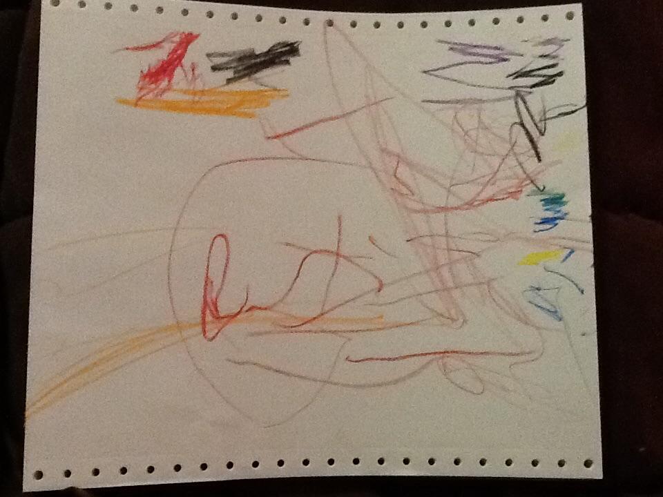 Wyatt doodle