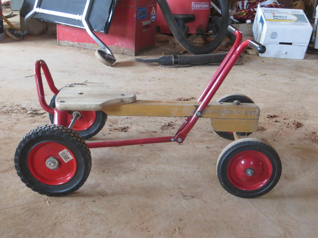 row cart