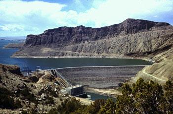 boysen Dam