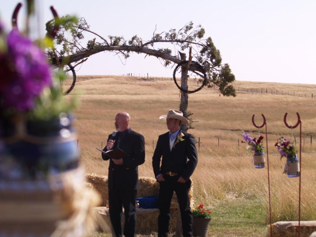 A's wedding