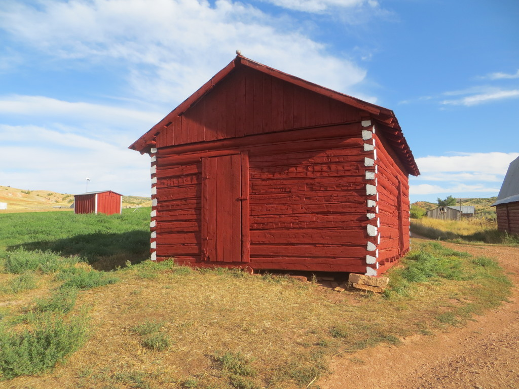 repainted granary