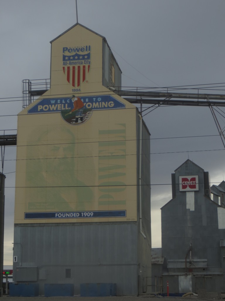 Powell granary