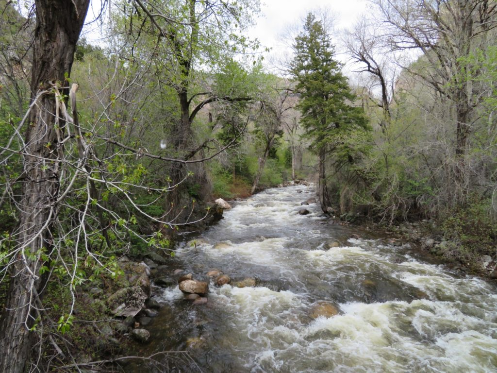 Ten Sleep Creek