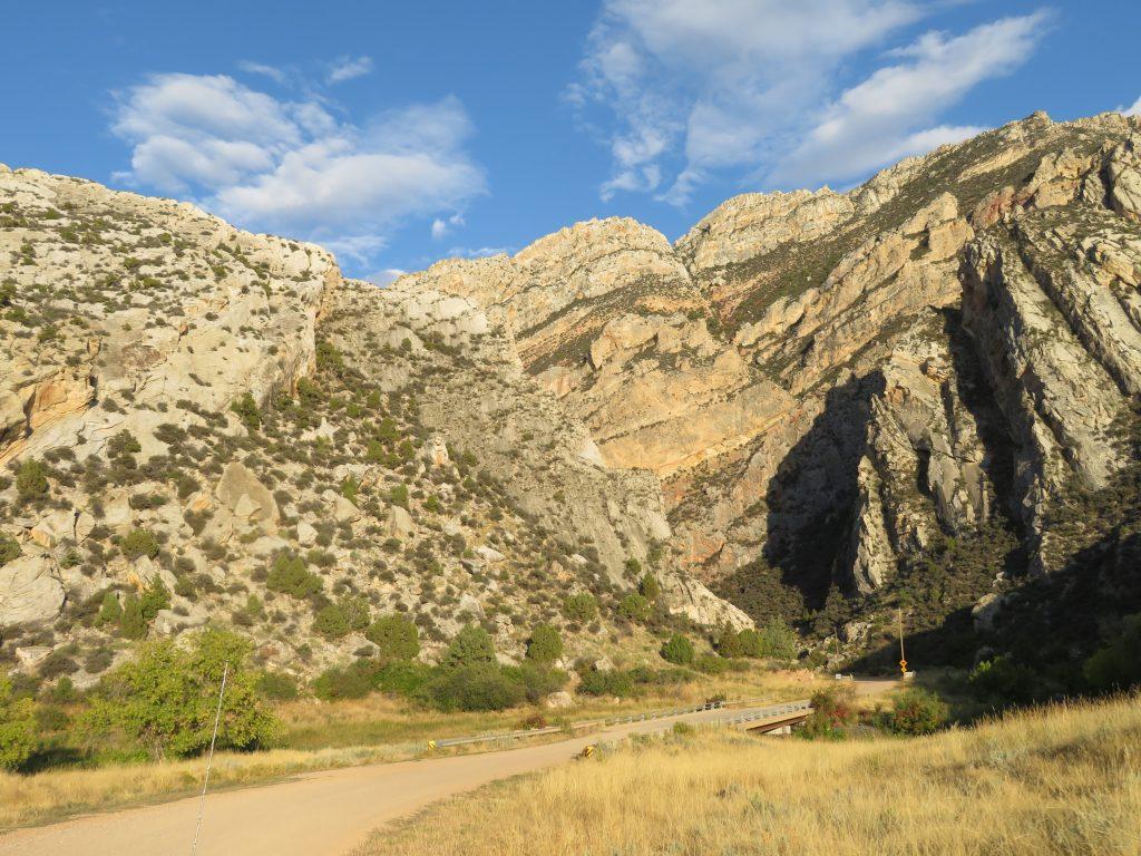 mahogany canyon